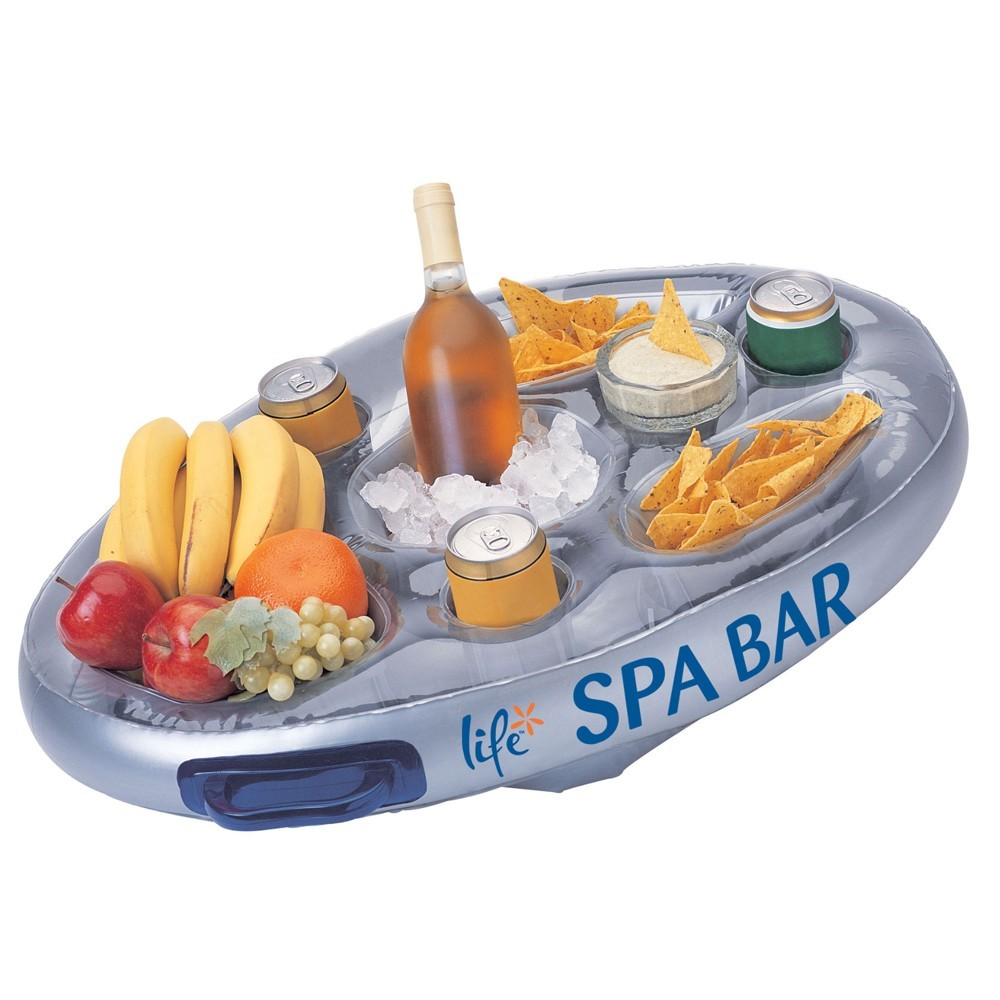 Inflatable Floating Bar Ideal for Swimming Pool and Spa Jacuzzi CPA Spa Bar